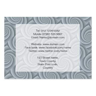 Customize Product Large Business Cards (Pack Of 100)