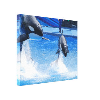 Customize Product Stretched Canvas Prints