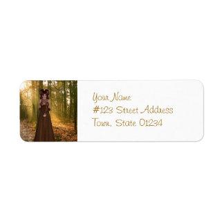 Customize Product - Customized Custom Return Address Label