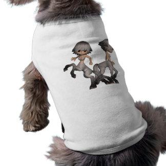 Customize Product Pet Tee Shirt