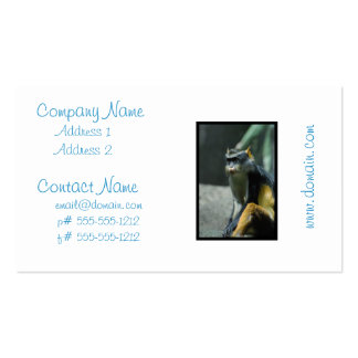 Customize Product Double-Sided Standard Business Cards (Pack Of 100)