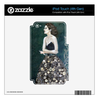 Customize Product iPod Touch 4G Skins