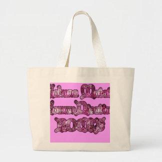 Customize Product Jumbo Tote Bag