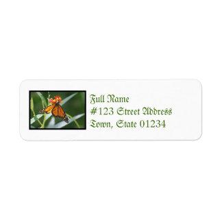 Customize Product Custom Return Address Labels