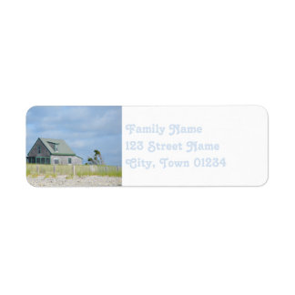Customize Product Return Address Labels