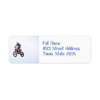 Customize Product Return Address Labels