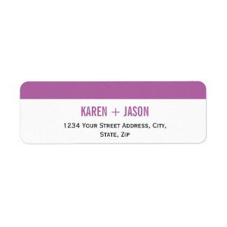 Customize Product Label