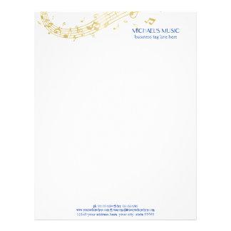 Customize Product Letterhead