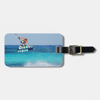Customize Product Travel Bag Tag