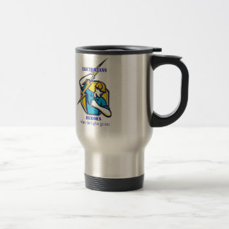 Customize Product Stainless Steel Travel Mug