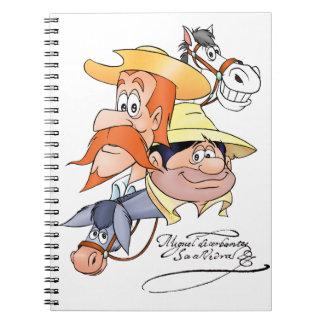 Customize Product Notebooks