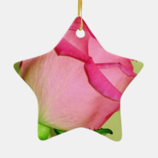 Customize Product Double-Sided Star Ceramic Christmas Ornament