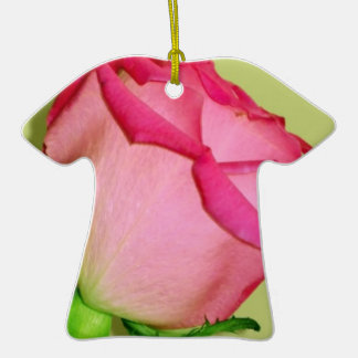 Customize Product Double-Sided T-Shirt Ceramic Christmas Ornament