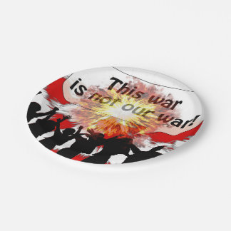 Customize Product Paper Plate