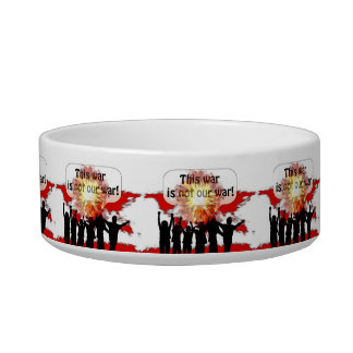 Customize Product Cat Water Bowls