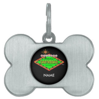Customize Product Pet ID Tag
