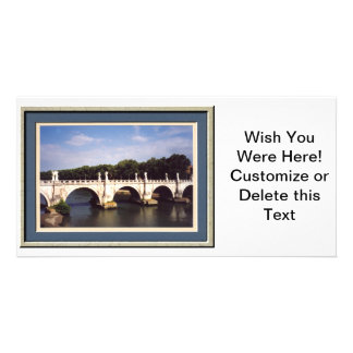 Customize Product Customized Photo Card