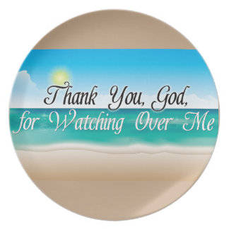 Customize Product Party Plates