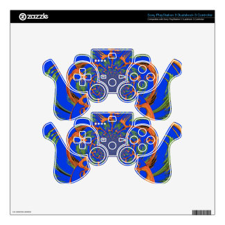 Customize Product PS3 Controller Decal