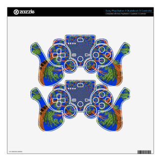 Customize Product PS3 Controller Skins