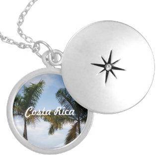 Customize Product Round Locket Necklace