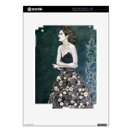 Customize Product Skins For iPad 2