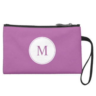 Customize Product Suede Wristlet Wallet