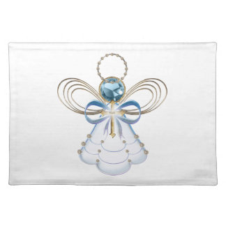 Customize ProductChristmas Angel of Faith Place Mats