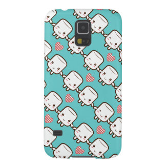 Customize ProductCute Marshmallow couple Case For Galaxy S5