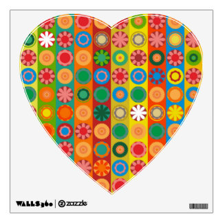 Customize ProductFlowerPower 2 Wall Decal