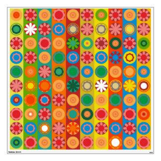 Customize ProductFlowerPower 2 Wall Sticker