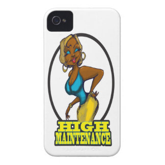 Customize Producthigh maintenance phone case iPhone 4 Cover