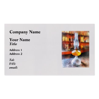 Customize ProductHurricane Lamp in General Store Double-Sided Standard Business Cards (Pack Of 100)