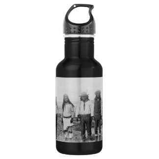 Customize ProductMojave Indian chiefs Water Bottle
