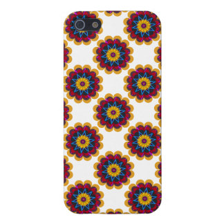 Customize ProductRain's Pretty flower 8 iPhone 5 Covers
