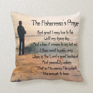 Customize ProductThe Fishermans Prayer Throw Pillow