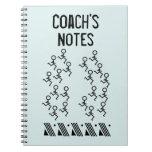 Customize - Running Coach Spiral Note Book