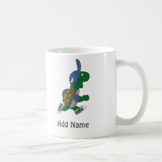 Customize Running Turtle Coffee Mug