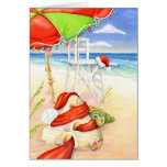 Customize Santa's RestStop! Greeting Card
