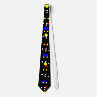 Customize Sassy Colorful Dots Tie