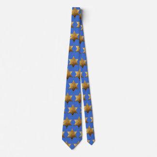 Customize Sheriff Stars by storeman. Tie