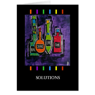 Customize: Solutions PedagogyGreetings Greeting Cards