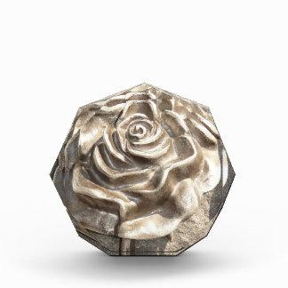 Customize Stone Rose Award