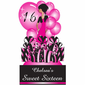 Customize Template for a Birthday or Bachelorette Photo Cutout