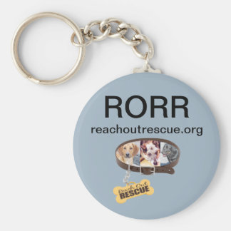 Customize the Background Color! RORR URL Key Chain
