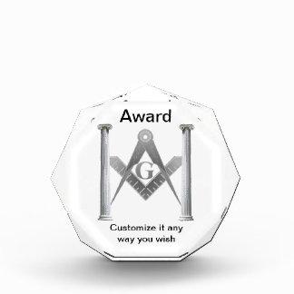 Customize the Columns award
