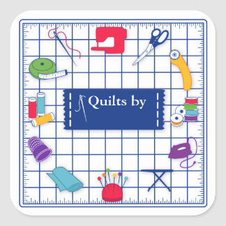 Customize the Label Quilt Time