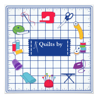Customize the Label Quilt Time Card
