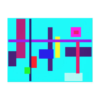 Customize the Size Canvas Print
