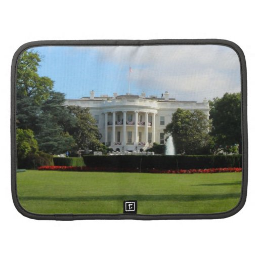 Customize The White House Photo Folio Planners